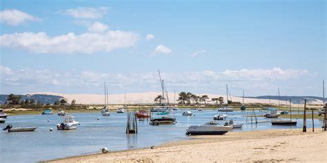 cuisine pied le cap ferret plage visite activités et hébergements
