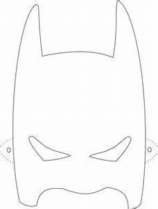 free avengers printable halloween masks to color With batman face mask template