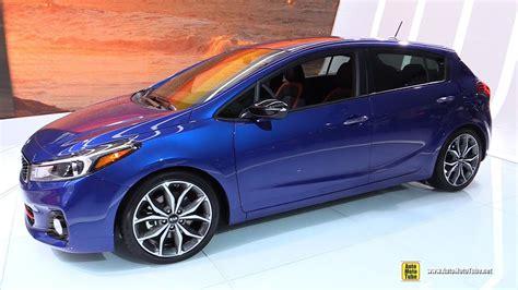 Kia Forte Gdi by 2017 Kia Forte 5 Sx T Gdi Exterior And Interior