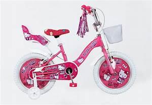 Fahrrad Mädchen 16 Zoll : 16 zoll kinderfahrrad m dchen fahrrad hello kitty 1616 ~ Jslefanu.com Haus und Dekorationen