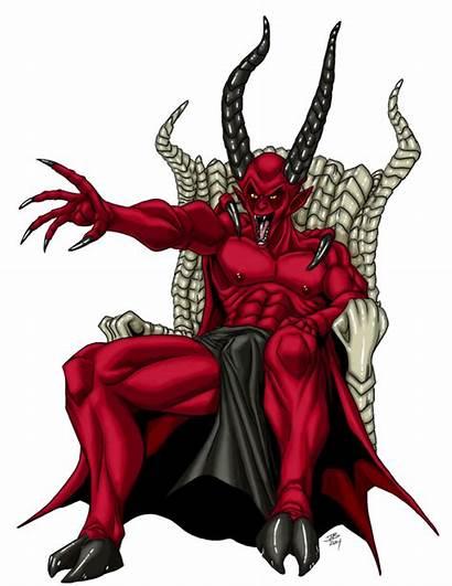 Devil Transparent Satan Demon Lucifer Background Deviantart