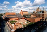 British Library celebrates 20 years of iconic St Pancras ...