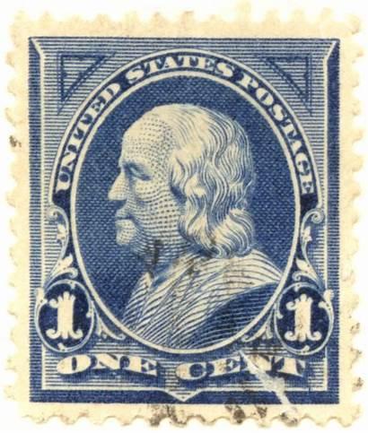 Stamps Postage Stamp Franklin Rare Valuable Postal