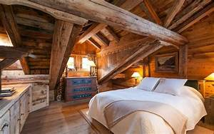 decoration interieur chalet montagne 50 idees inspirantes With deco chambre chalet montagne