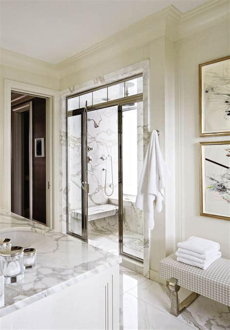 Shower Transom Window  Transitional  Bathroom Michael
