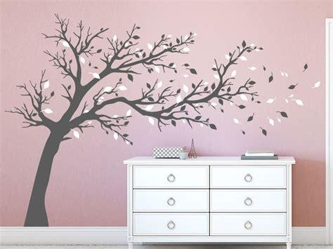 Babyzimmer Gestalten Wandtattoos by Gro 223 Er Baum Zweifarbig Kreativ Baum Kinderzimmer