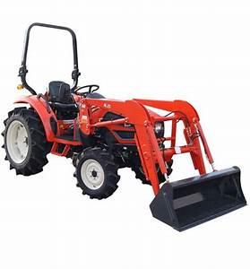 Kioti Ck35 Tractors Specification