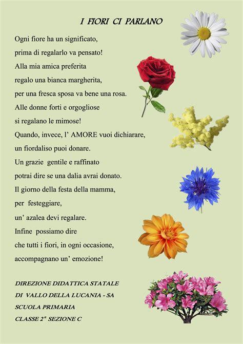 poesia i fiori poesie i fiori