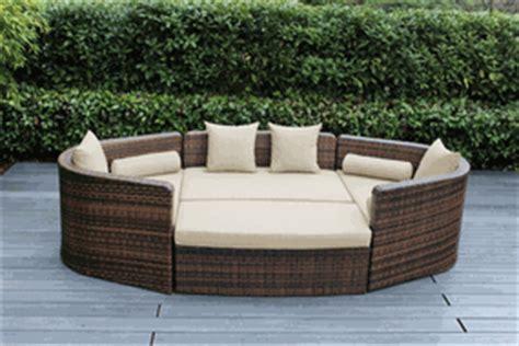 beautiful outdoor patio wicker furniture mixed brown