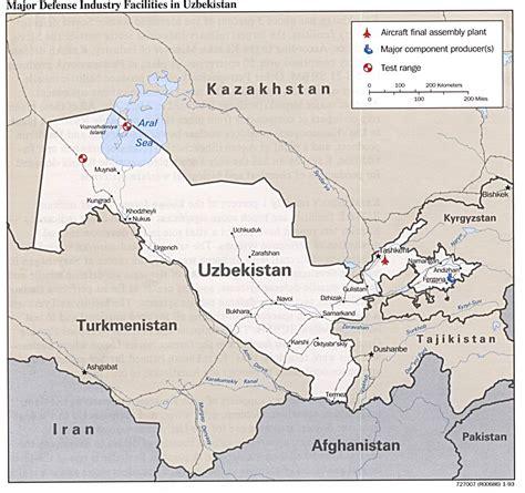 uzbekistan maps perry castaneda map collection ut