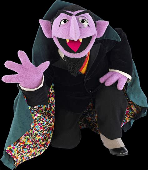 sesame street count  count   frauds