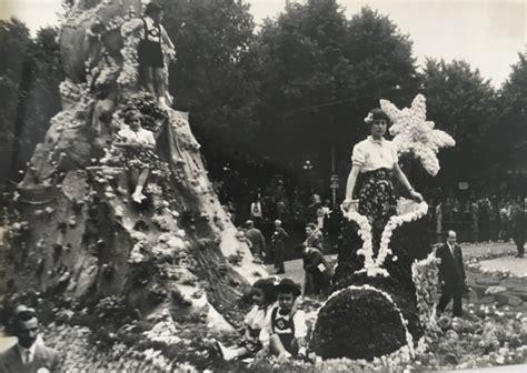 corso di fiori dettaglio foto 1953 corso di fiori collezione