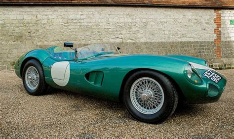 1956 Aston Martin Dbr1 by Aston Martin Dbr1 1956 Replica Set To Sell At Auction For