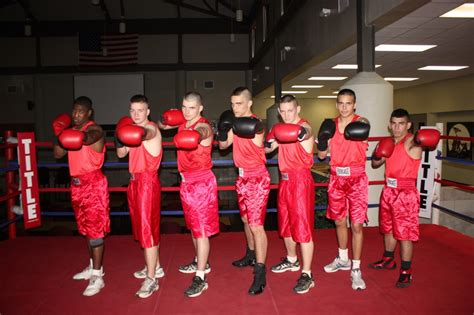 boxing team sweeps trophies  boxing tournament