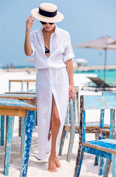 saidas de praia moda verao   fashion trends