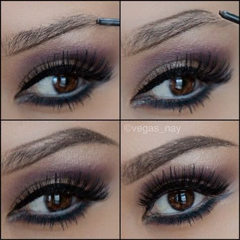 draw  eyebrows ideas  pinterest