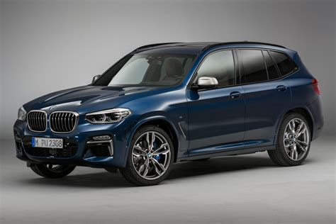 New Bmw X3 Arrives Carbuyer