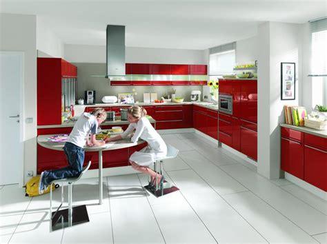 idee cuisine ilot central cuisine et grise qui incarne l idée d une vie moderne