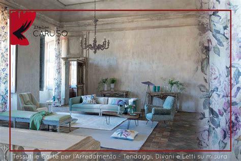 Interni Contemporanee by Tende Classiche Contemporanee Atelier Tessuti
