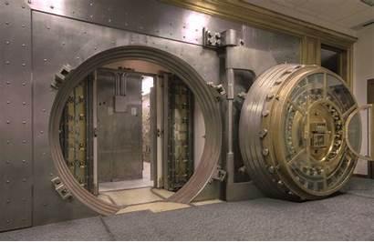 Vault Bank Safe Wealth Knox Fort Banks