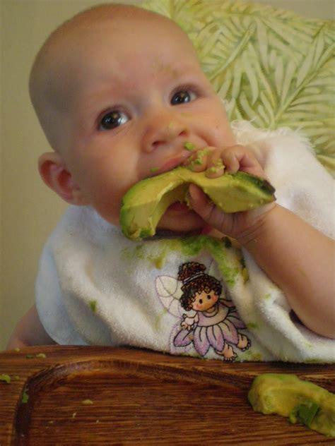 Avocado Baby Led Weaning