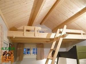 Construire Un établi En Bois : chalet avec mezzanine les caract ristiques stmb ~ Premium-room.com Idées de Décoration