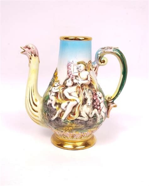 capodimonte teapot 17 best images about capodimonte on antiques