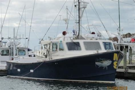 Longline Fishing Boat Design by Boat Of The Week From The Athearn Agency 45 Dixon Tuna