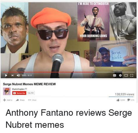 Anthony Fantano Memes - 25 best memes about meme reviews meme reviews memes