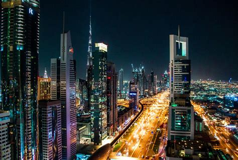 The Best Rooftop Bar in Dubai // Level 43 Sky Lounge