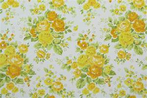 Vintage Yellow Wallpaper | WallpaperHDC.com
