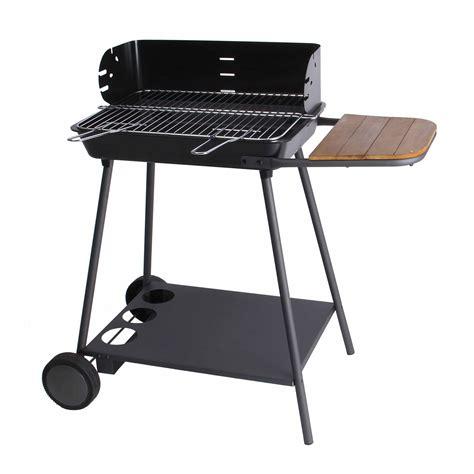 barbecue au charbon de bois ibiza leroy merlin