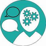 Reflection Learning Feedback Modes Icon Reflect Learn