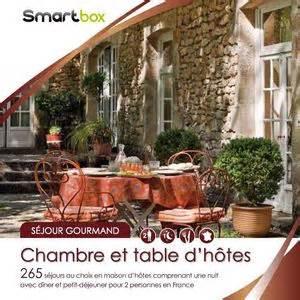 chambre d hotes et table d hotes calaméo smartbox chambre table d 39 hôtes