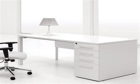 white office desk office desk with hutch storage for home office desks