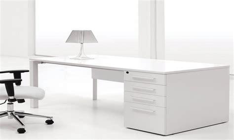 ergo computer desk white office desk  drawers white