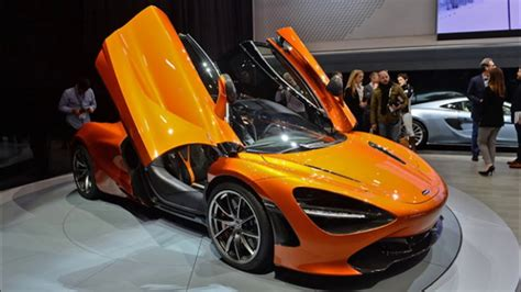 Mclaren 720s Spider 2019 by New 2019 The Mclaren 720s Spider Hypercar