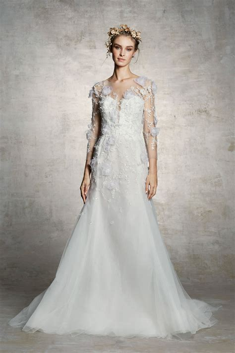 couture wedding gowns  marchesa dimitras bridal