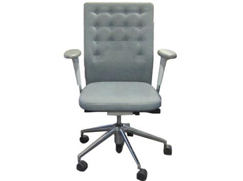 bureau vitra chaise vitra id trim adopte un bureau