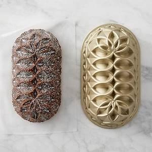 Nordic Ware Jubilee Loaf Pan Williams Sonoma