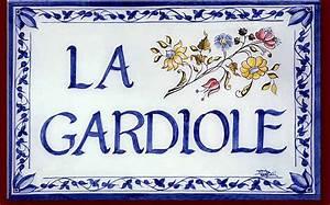 Plaque De Maison Personnalisée : plaque maison ceramique ventana blog ~ Dallasstarsshop.com Idées de Décoration