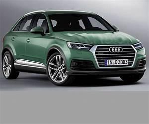 Audi Q3 Restylé : audi q3 launch autos post ~ Medecine-chirurgie-esthetiques.com Avis de Voitures