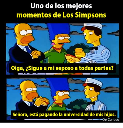Memes Los Simpson - 25 best memes about los simpsons los simpsons memes