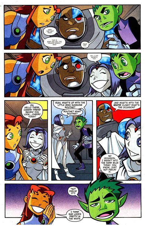 Teen Titans Go Comic Book Series Teen Titans Go Issue