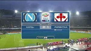 Serie A Tim : napoli fiorentina 0 1 29a giornata serie a tim 2013 14 youtube ~ Orissabook.com Haus und Dekorationen