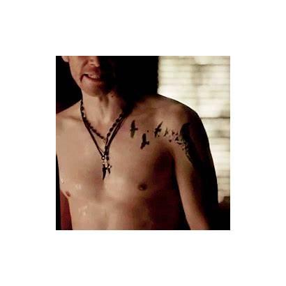 Klaus Tattoo Vampire Diaries Imagines Wattpad Damon