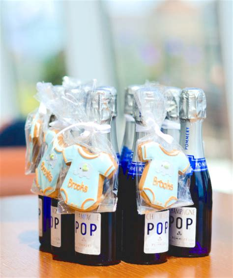 Diy Champagne  Ee  Party Ee   Favors Fashionable Hostess