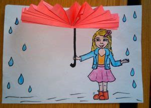 autumn craft idea  kids preschool  kindergarten
