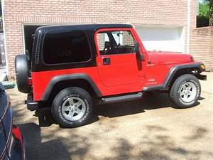 Buy Used 2004 Jeep Wrangler Sport Hard  U0026 Soft Top In Goodlettsville  Tennessee  United States