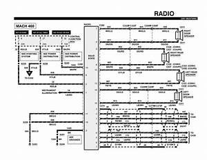 95 Mustang Gt Radio Wiring Diagram